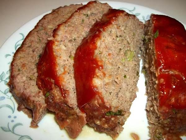 ~ Mom's Meatloaf ~ Recipe