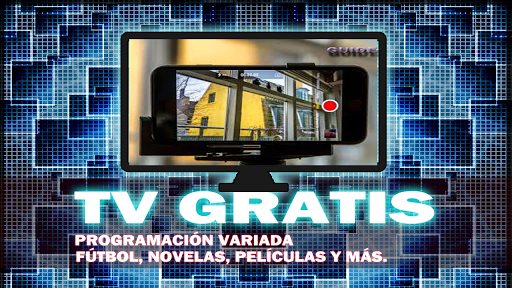 TV HD Gratis | Ver Canales en vivo Guide TV GRATIS 1.1 screenshots 6