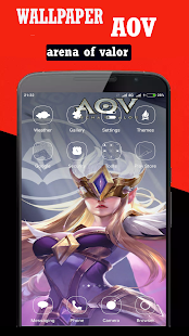 HD Wallpaper AOV - Live Arena of Valor - náhled