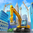 Megapolis: city building simulator. Urban strategy icon