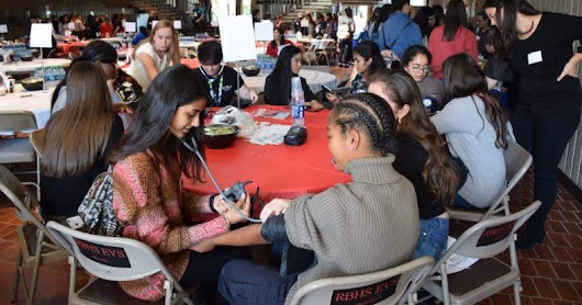 YWIB-Metro New York: New Jersey Students Turn Out for STEM Career Day at Rutgers Medical School, October 12, 2018