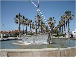 Photo: Paseo de la Malvarrosa. Playa de Valencia http://www.viajesenfamilia.it/
