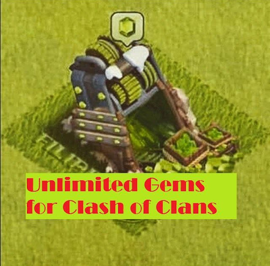 Unlimited Gems for Clash of Clans