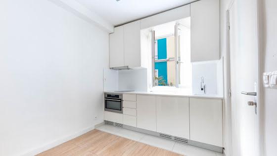 Location studio meublé 21,23 m2