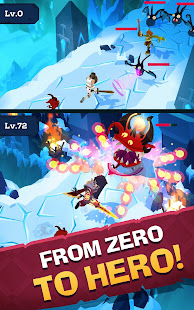 Game The Mighty Quest for Epic Loot APK for Windows Phone