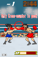 Screenshot of THE CROSS COUNTER