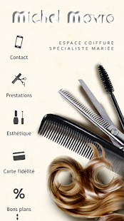 Michel Mavro Coiffure- screenshot thumbnail