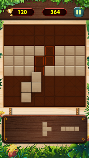 1010 Wood Block Puzzle Classic - Puzzle Game 2020 apkpoly screenshots 3