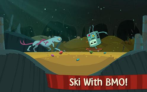 Ski Safari: Adventure Time Mod