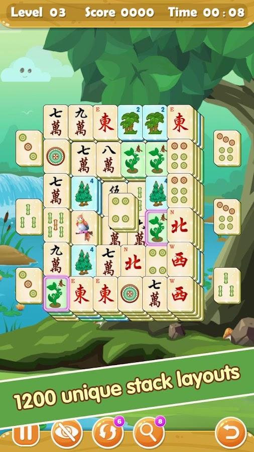 beste mahjong app