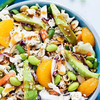 Asian Edamame Salad Recipes.