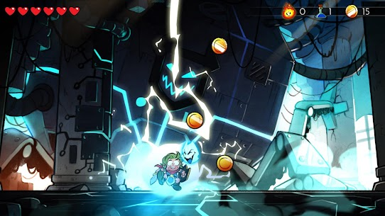Wonder Boy: The Dragon's Trap 1.1.0 Mod APK Updated 2
