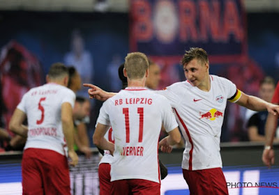 🎥 Le RB Leipzig sauve les meubles au terme d'un match spectaculaire