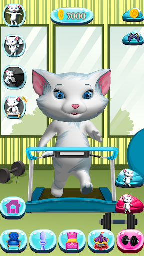 Talking Cat 2.4 screenshots 7