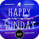 Happy Sunday Gif Download on Windows