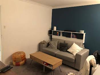 Appartement meublé 2 pièces 42,96 m2