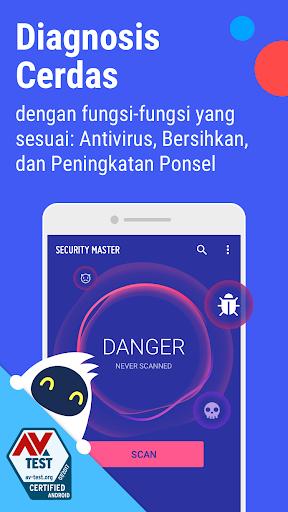 Security Master - Antivirus, VPN, AppLock, Booster  screenshots 1