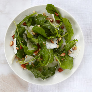 Arugula Salad with Ricotta Salata Recipe