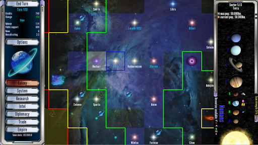 Birth of the Empires 0.7.50 Mod screenshots 1