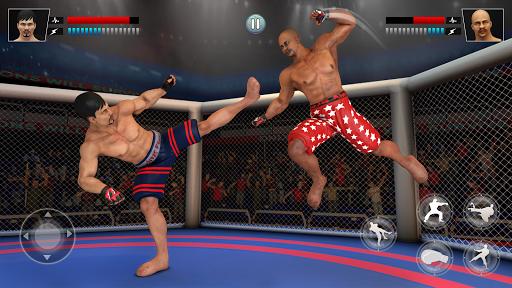 Télécharger MMA Fighting 2020: Fight Martial Arts Hero's APK MOD (Astuce) screenshots 5