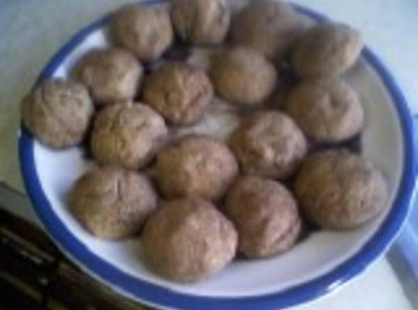 Lightly Molasses Cookies Recipe