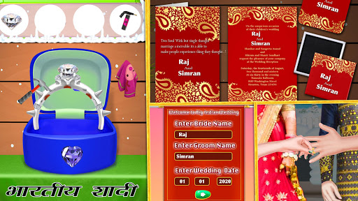 Indian Winter Wedding Arrange Marriage Girl Game 1.0.8 screenshots 10