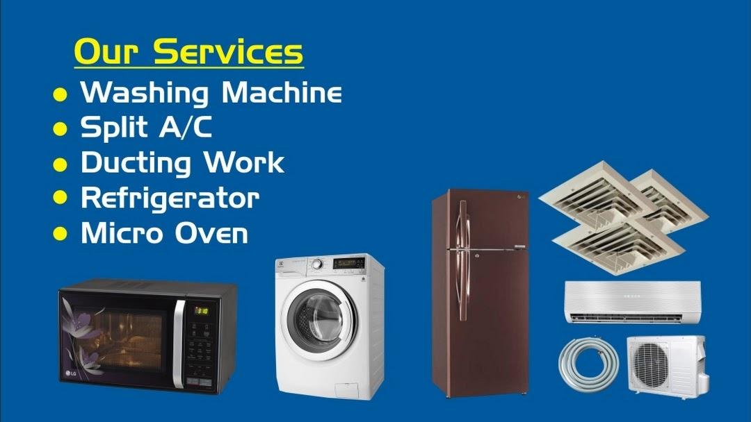 Washing Machine Repairing Sharjah Ajman