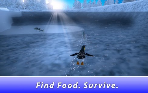 Penguin Family Simulator: Antarctic Quest 1.1 MOD + APK + DATA Download 3