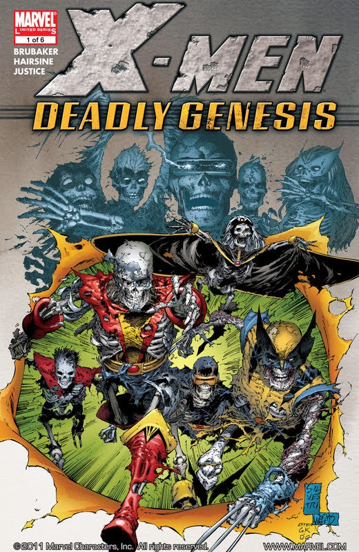 X-Men: Deadly Genesis (2006) - complete