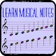 Learn musical notes and vocalize (app)