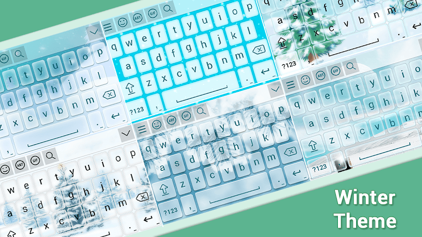 how to use go keyboard themes