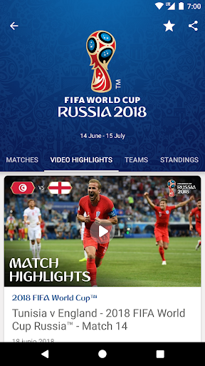2018 FIFA World Cup Russiau2122 Official App  4