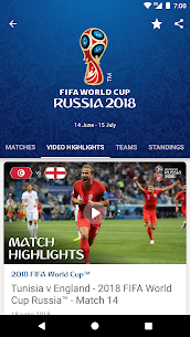 2018 FIFA World Cup Russia Official App 4