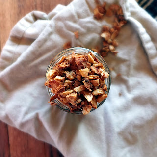 """Paleo Honey Bunches of """"N' Oats""""."""