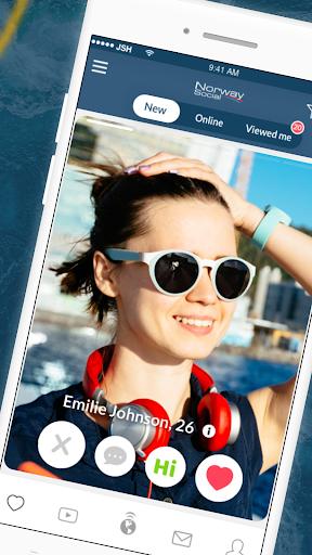 Norway Social - Dating Chat screenshots 3
