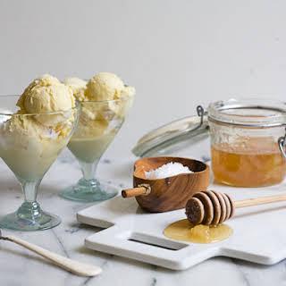Salty Honey Ice Cream.
