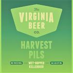 Virginia Beer Co. Harvest Pils