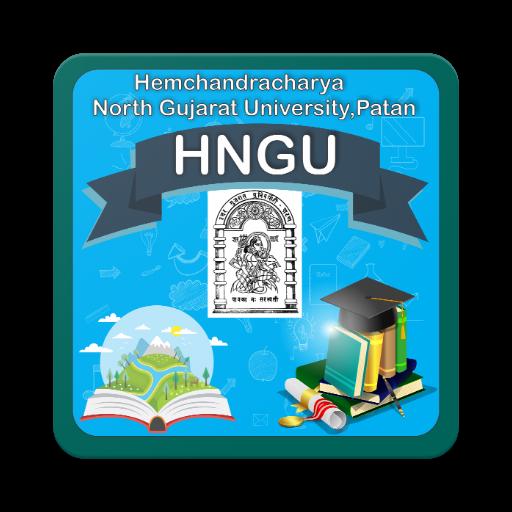 HNGU : Result,Examination Schedule,Syllabus