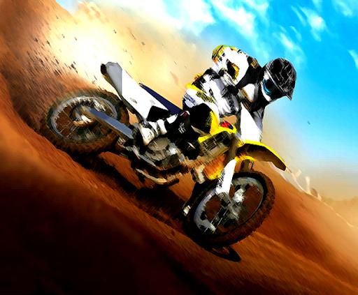 Offroad Bike Race 3D Simulator