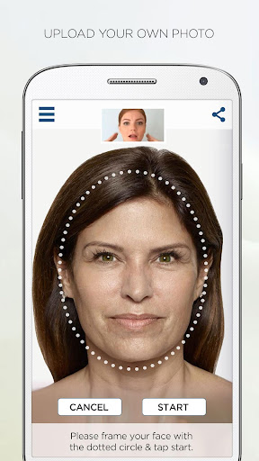AGELESS Face Visualizer