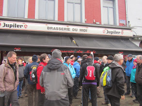 Photo: Na twee jaar neem ik nogeens deel aan een euraudax tocht vanuit Luik- Guillemins