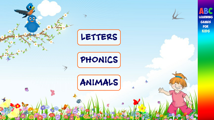 ABC Learning Games for Kids screenshot
