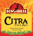 Bombshell Citra Pale Ale