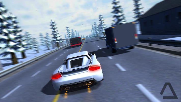Road Racer: Evolution - screenshot