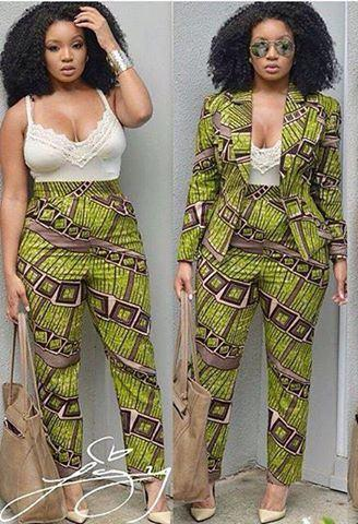 African fashion style- screenshot