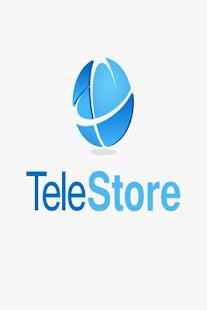 Tele Store - náhled