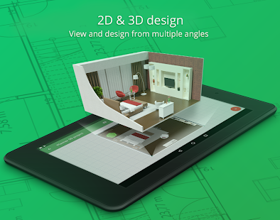 Planner 5D - Home & Interior Design Creator - Android Apps on ...