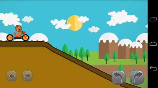 Lion Bike: Hill Climb Racing