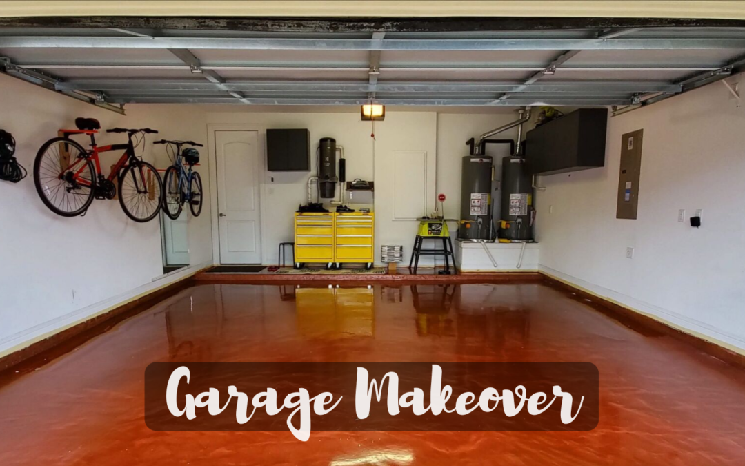 The Flawless Finish Garage Makeover