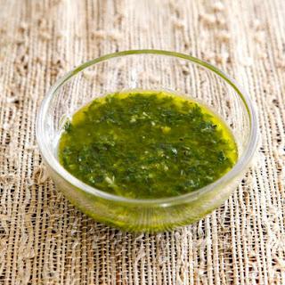 Fresh Lemon Herb Sauce